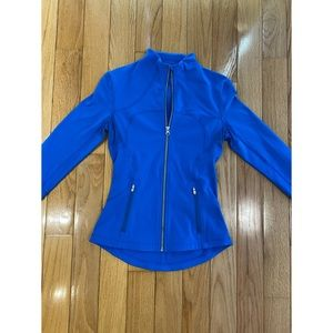 Blue Lululemon Define Jacket